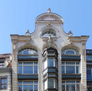 Geschäftshaus Hainstraße 5 Leipzig (Kleiner Joachimsthal)