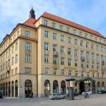 Messehaus Handelshof Leipzig, Ansicht Reichsstraße