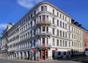 Wohnhaus Harkortstraße 7 Leipzig