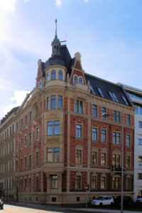 Wohnhaus Harkortstraße 6 Leipzig