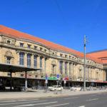 Hauptbahnhof Leipzig, Mittelbau