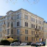 Zentrum-West, Hauptmannstraße 1