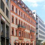 Wohn- und Geschäftshaus Bodenstein Leipzig, Haus Ratsfreischulstraße