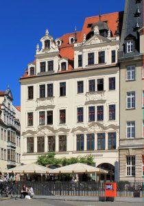 """Haus """"Zum Weinstock"""" Leipzig"""