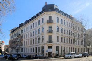 Wohnhaus Haydnstraße 3 Leipzig