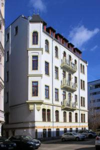 Wohnhaus Haydnstraße 12 Leipzig