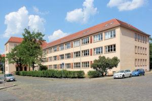 Herder-Institut Leipzig (ehem. Arbeiter- und Bauernfakultät)