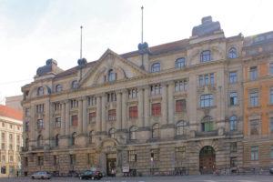 Hochschule für Musik und Theater Felix Mendelssohn-Bartholdy Leipzig, Außenstelle Dittrichring