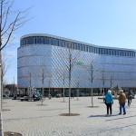 Zentrum, Konsument-Warenhaus (Höfe am Brühl)