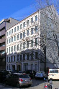 Wohnhaus Hohe Straße 58 Leipzig