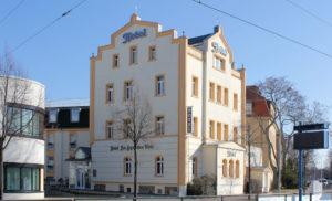 """Hotel """"Am Bayrischen Platz"""" Leipzig"""