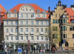 Hotel Fürstenhof Leipzig (Löhrs Haus)