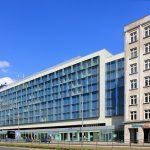 Zentrum-Ost, Hotel Radisson Blu