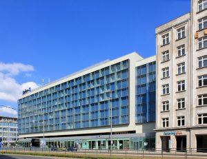 Hotel Radisson Blu Leipzig