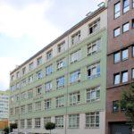 Zentrum-Ost, Hubertus-Haus