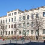 Zentrum-Südost, Institut Geophysik und Geologie