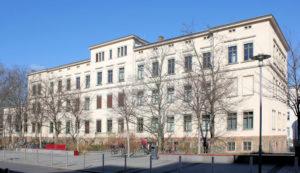 Institut für Geophysik und Geologie der Universität Leipzig