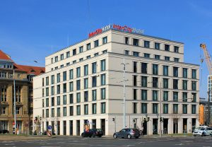 Intercity Hotel Leipzig