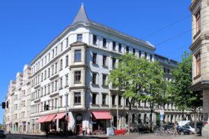 Wohnhaus Tschaikowskistraße 1 Leipzig