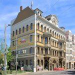 Wohnhaus Jahnallee 14 Leipzig