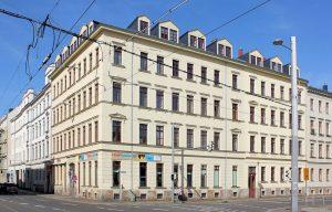 Wohnhaus Jahnallee 2 Leipzig
