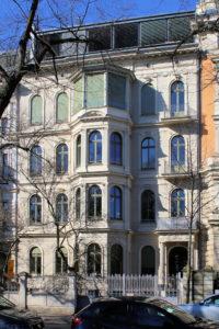 Wohnhaus Ferdinand-Lasalle-Straße 7 Leipzig