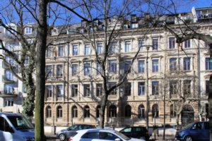 Wohnhaus Ferdinand-Lasalle-Straße 11 Leipzig