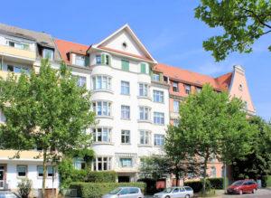 Wohnhaus Johannisallee 36 Leipzig