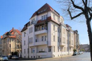 Wohnhaus Karl-Rothe-Straße 2 Leipzig