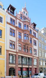 Der große Joachimsthal, Eingang von der Katharinenstraße