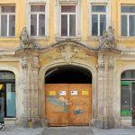 Katharinenstraße 19 Leipzig, Portal