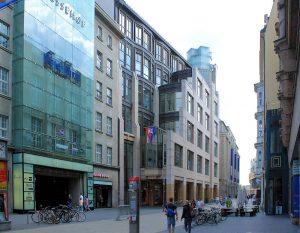 Kaufhaus Peek & Cloppenburg Leipzig
