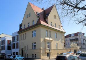 Wohnhaus Ehrensteinstraße 2 Leipzig