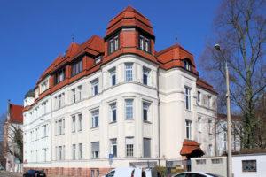 Doppelwohnhaus Kickerlingsberg 6/8 Leipzig