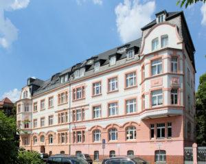 Wohnhäuser Kickerlingsberg 2 und 4 Leipzig