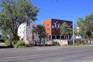 Kindertagesstätte und Förderschule Curiestraße Leipzig