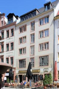 Wohn- und Geschäftshaus Kleine Fleischergasse 6 Leipzig