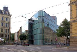 KPMG-Verwaltungsgebäude Leipzig