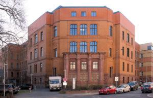 Ehem. Krankenhausbau Stephanstraße 11 Leipzig
