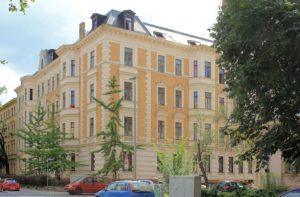 Wohnhaus Kreuzstraße 10 Leipzig