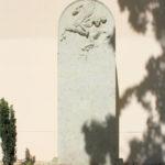 Denkmal für die Gefallenen des 1. Weltkriegs im Durchgang des Künstlerhauses Leipzig