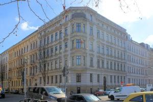 Wohnhaus Lampestraße 3 Leipzig
