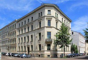 Wohnhaus Leibnizstraße 14 Leipzig