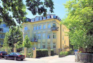 Wohnhaus Leibnizstraße 25 Leipzig