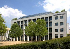 Verlagsgebäude der Leipziger Volkszeitung Leipzig