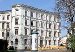 Wohnhaus Lessingstraße 24 Leipzig
