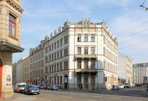 Wohn- und Geschäftshaus Lessingstraße 32 Leipzig