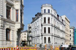 Wohnhaus Lessingstraße 22 Leipzig