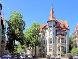 Wohnhaus Feuerbachstraße 2 Leipzig