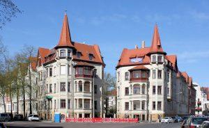 Wohnhäuser Feuerbachstraße 2 / Liviastraße 3 Leipzig